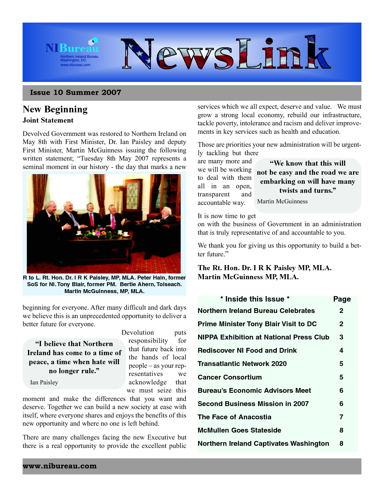 Newsletter Free Templates On Microsoft Word 5 Best Images Of Free Printable Newsletter Templates