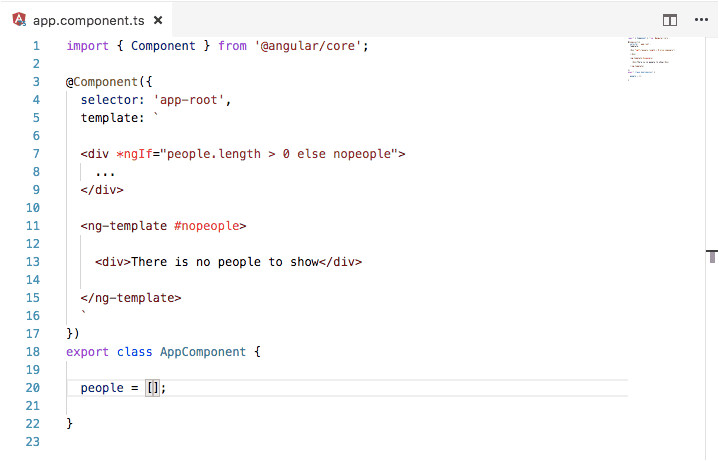 angular templates las directivas ng template ng container y ngtemplateoutlet