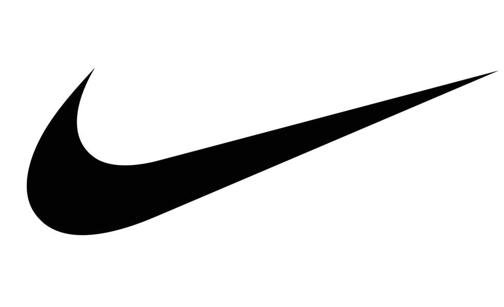 nike logo or nike swoosh