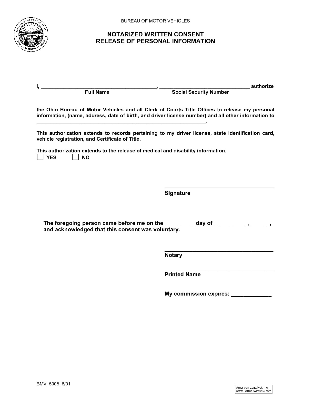 post notarized authorization letter format 448513