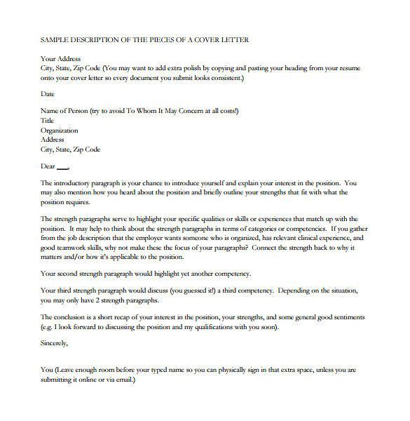 amazing sample nursing cover letter