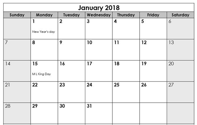 Office.com Calendar Templates the Best Free Microsoft Office Calendar Templates for the