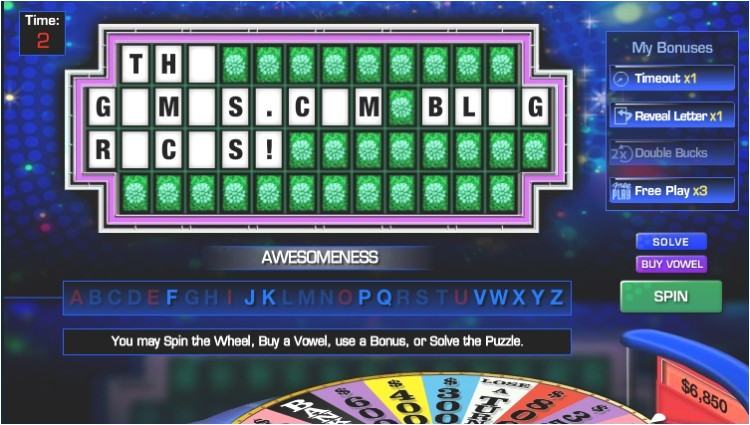 online wheel of fortune template printable wheel fortune template for powerpoint