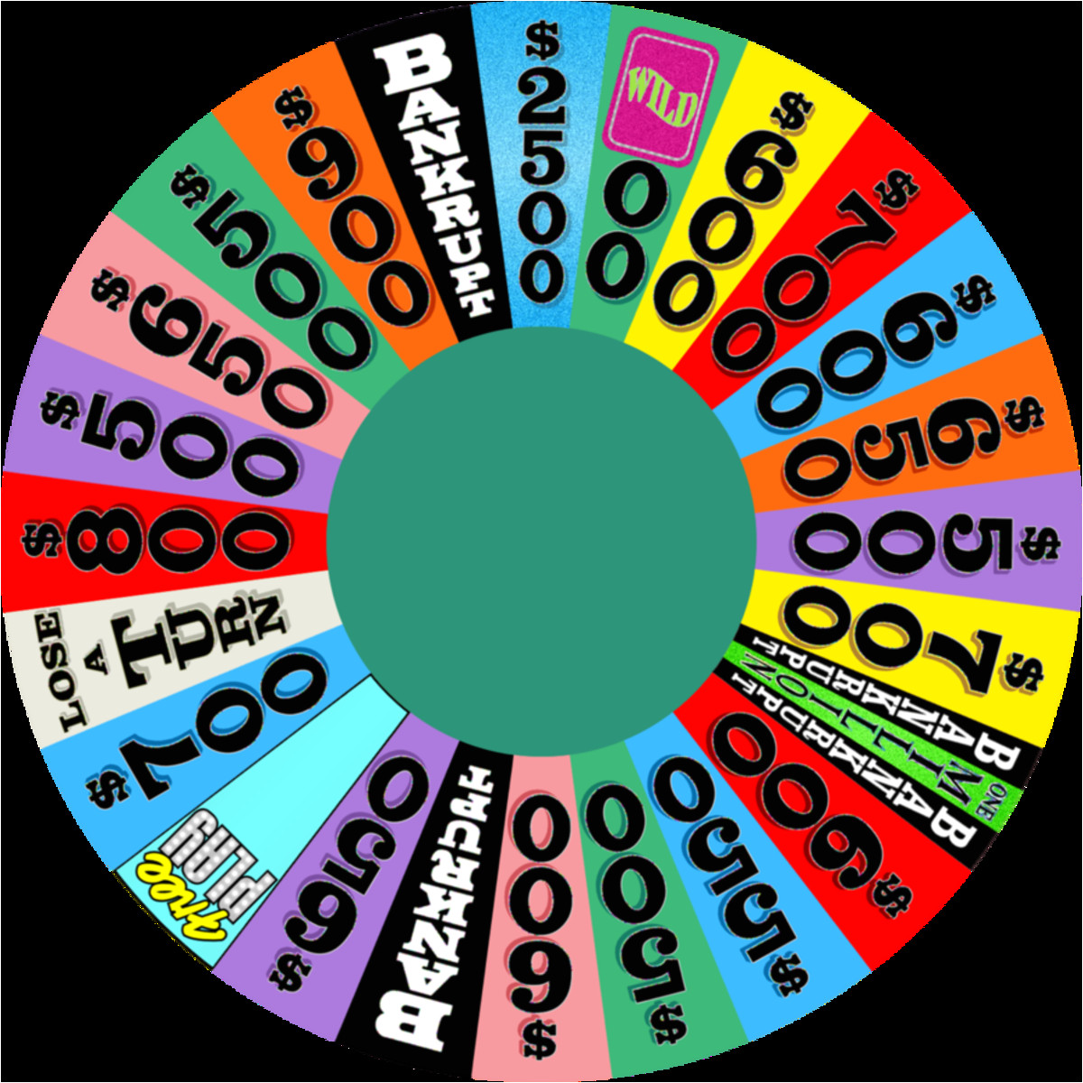 wheel of fortune u s game show
