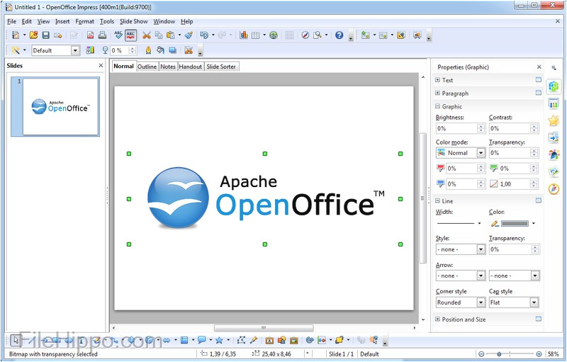 openoffice impress free download