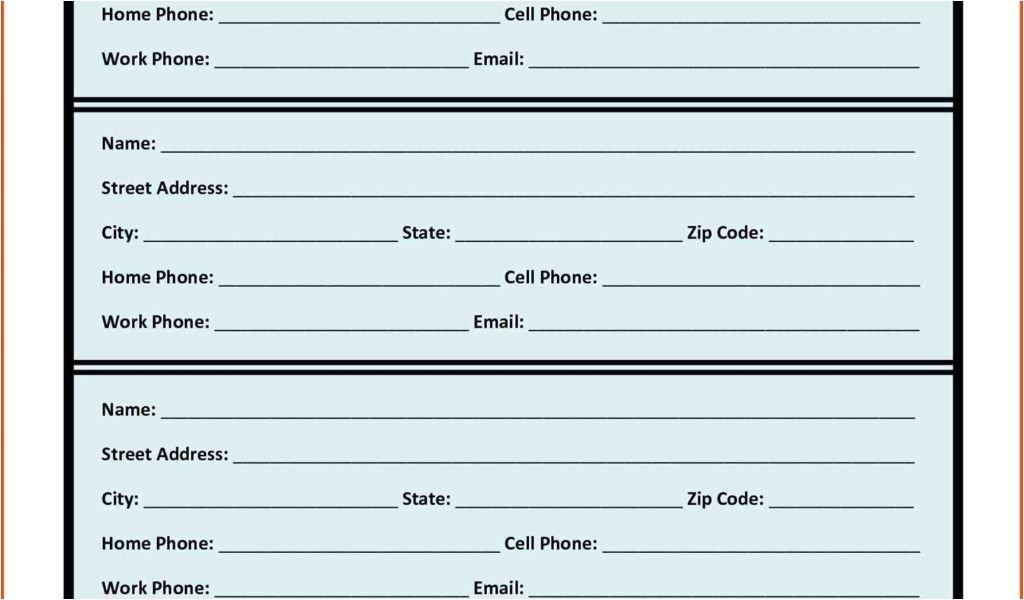 orienteering control card template
