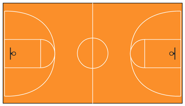 basketball diagrams