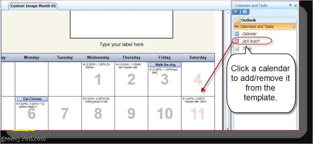 30 calendar printing assistant