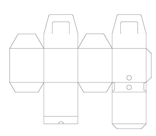 Package Design Templates Illustrator Box Packaging Template Illustrator Www Pixshark Com