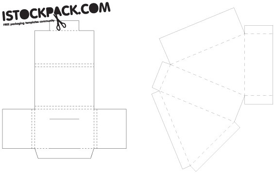 packaging templates 48376