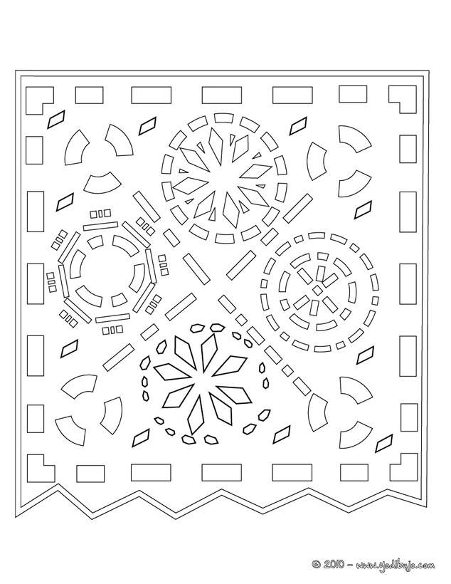Papel Picado Template for Kids Mas De 25 Ideas Increibles sobre Papel Picado Templates En