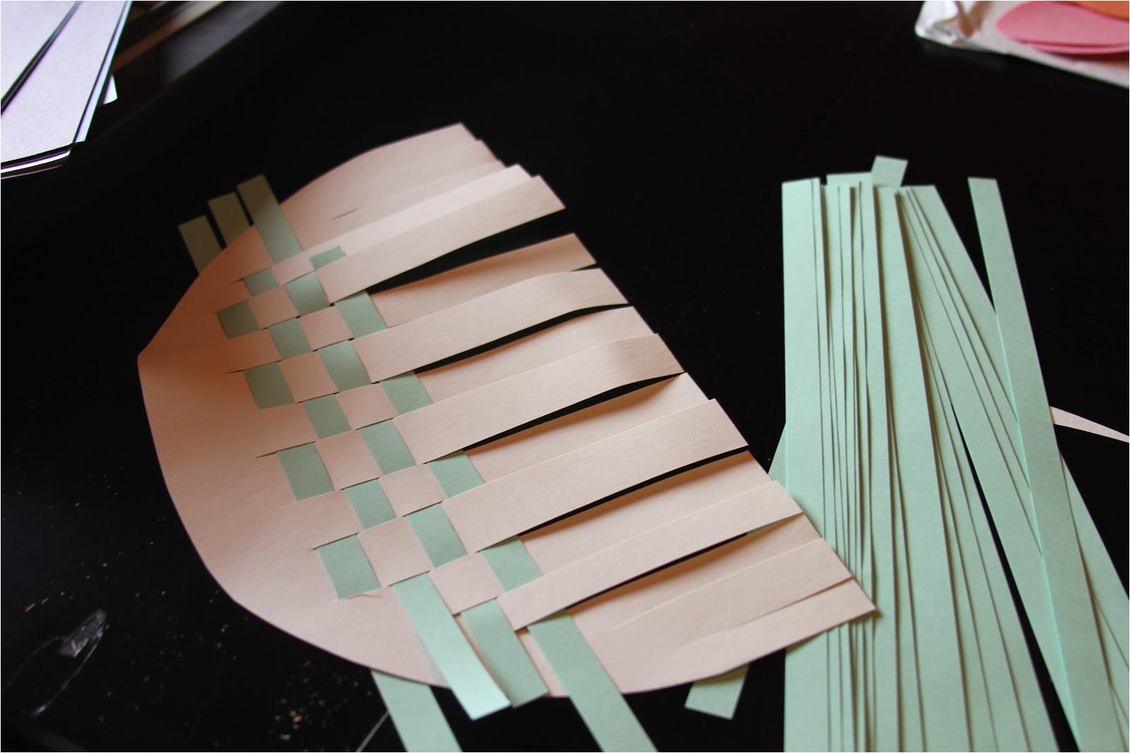 post construction paper basket template 56428