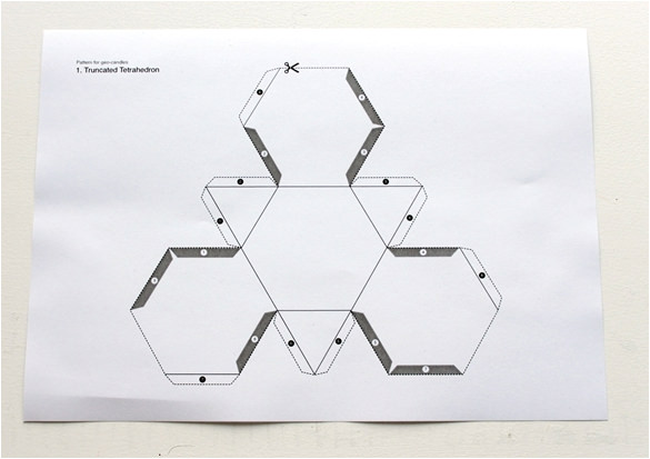 paper folding template