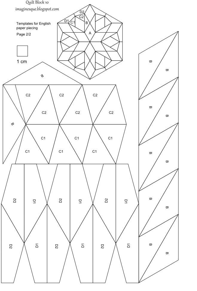 paper piercing patterns