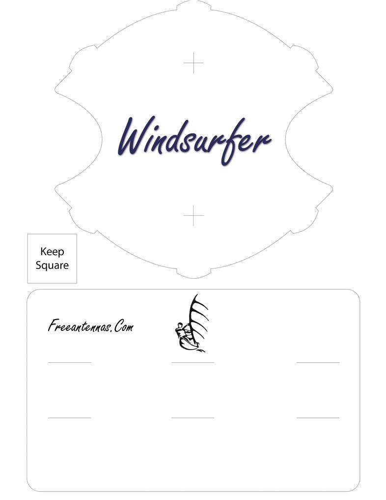 windsurfer wifi antena booster 179748641