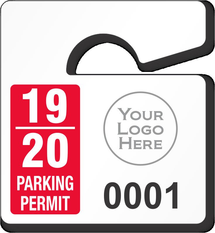 parking tags mini