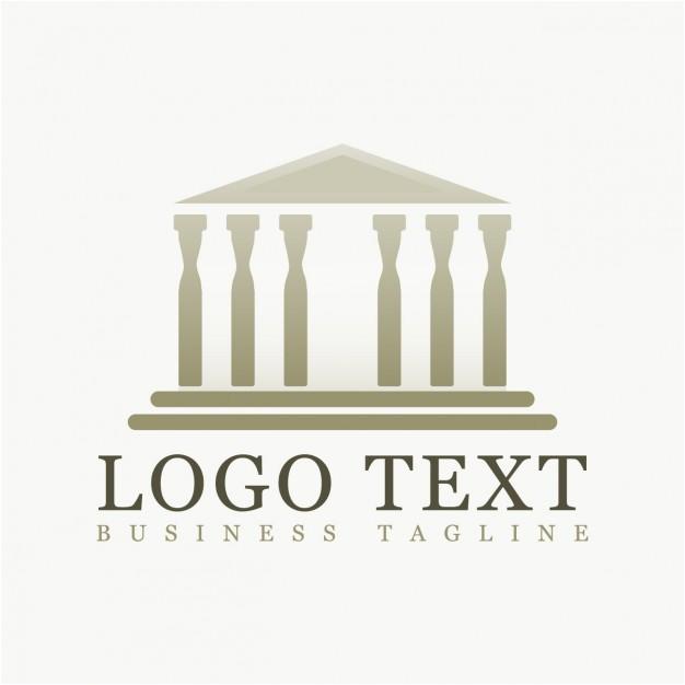 polygonal parthenon logo 849060