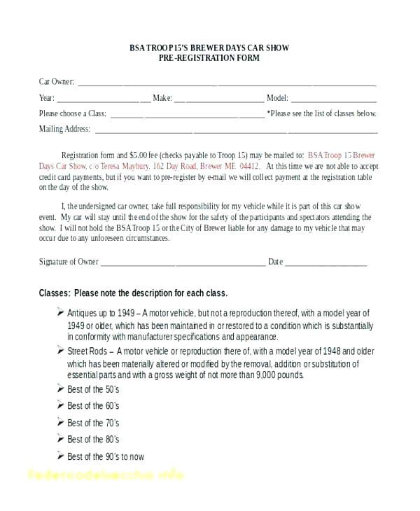 vendor application template form sample templates for word mobile participant