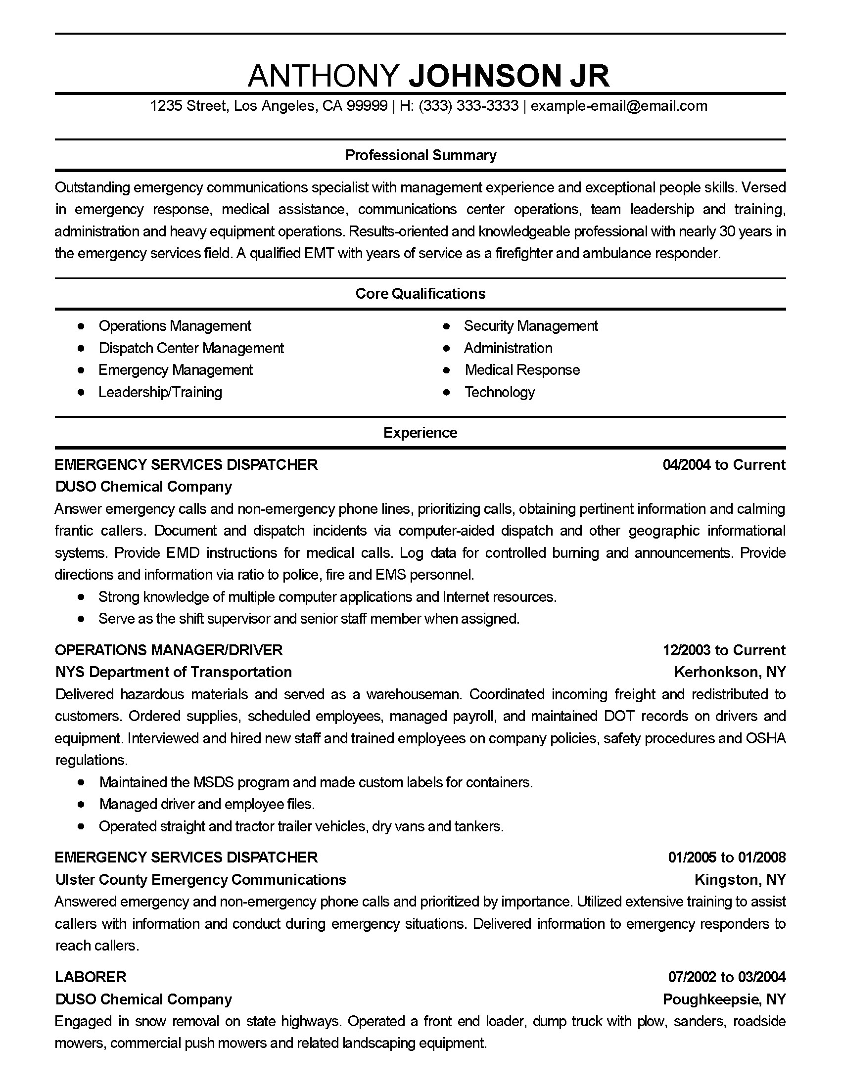 Personnel Security Specialist Resume Sample Personnel Security Specialist Resume Sample Resume Ideas