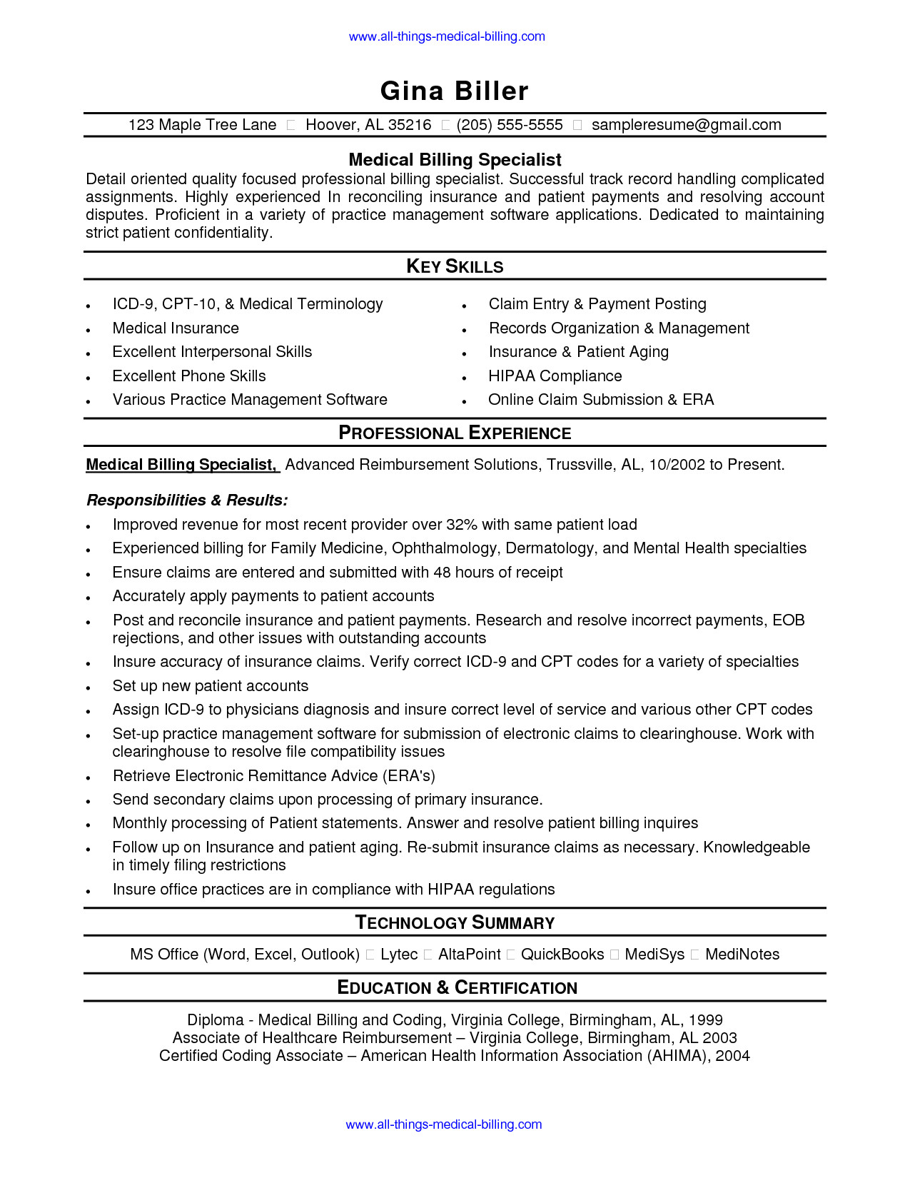 personnel security specialist resume sample