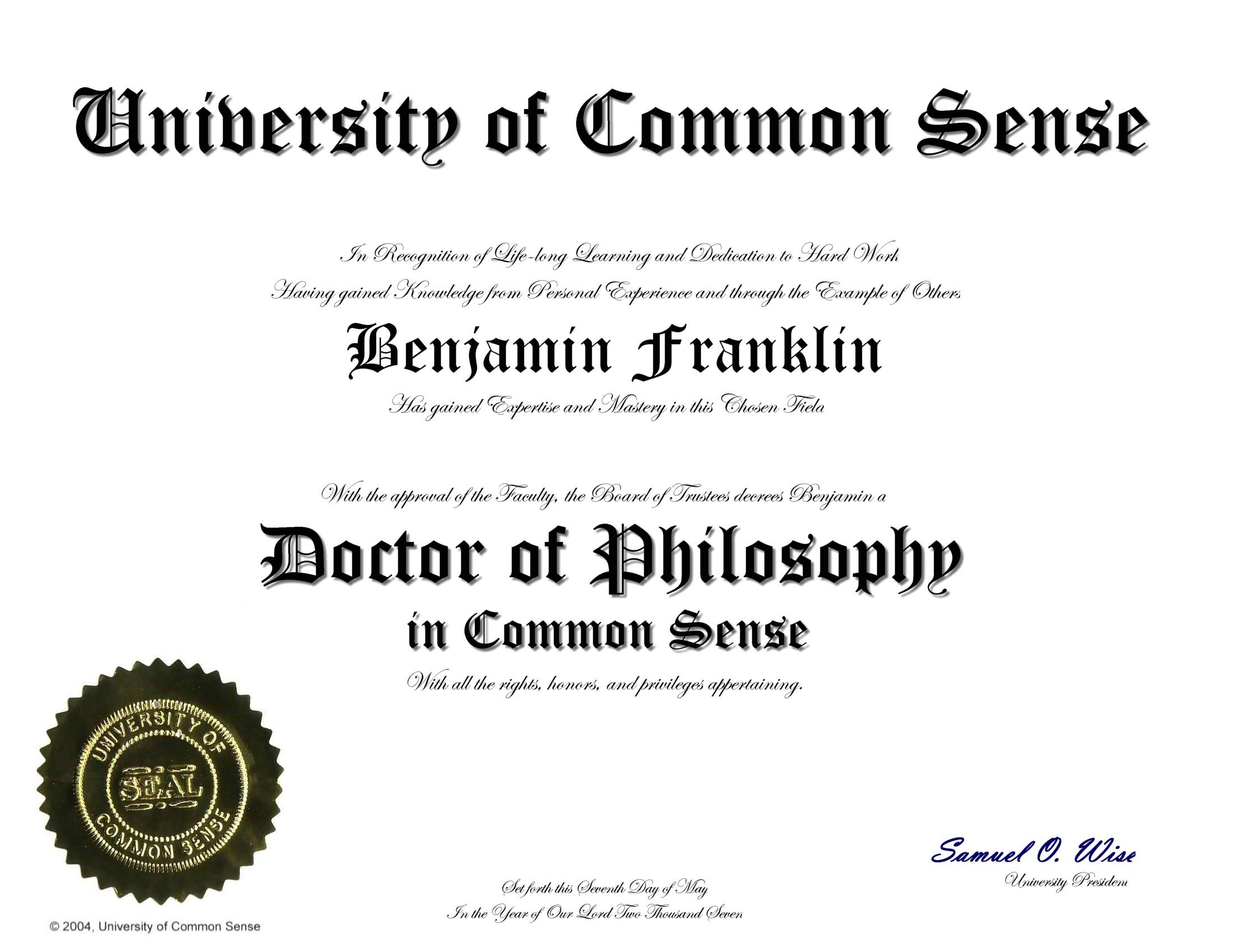 post moi university graduation certificate sample 505469