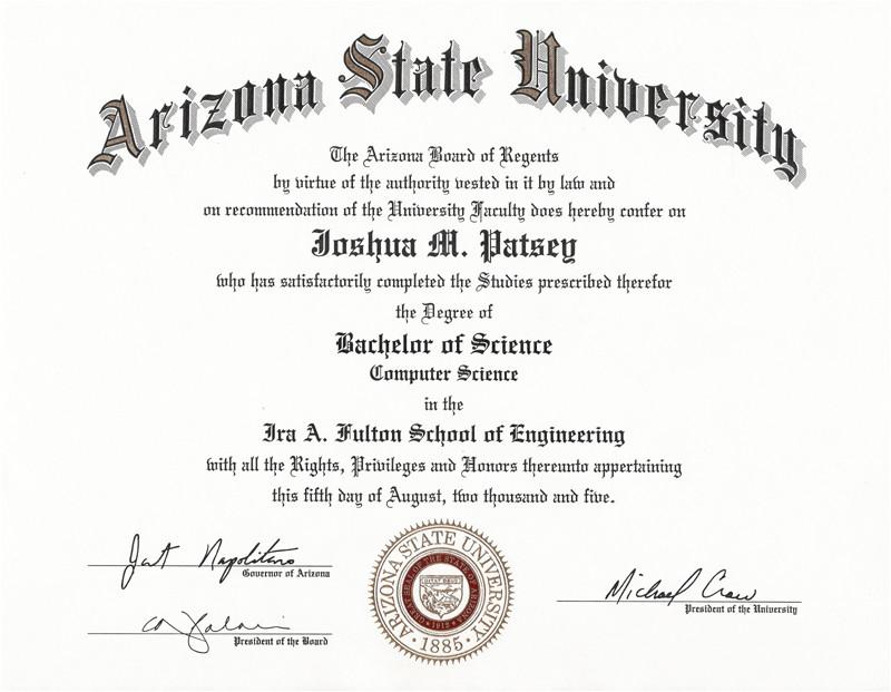 harvard diploma template