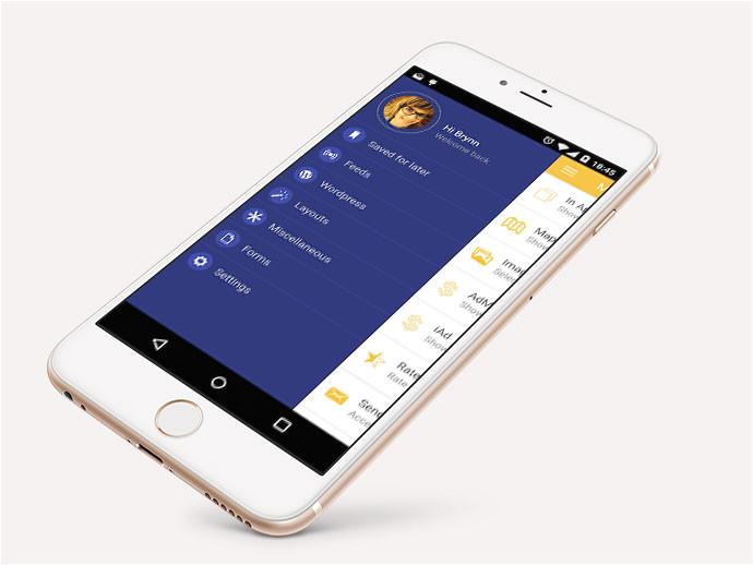 Phonegap Ui Template 15 Phonegap Cordova Templates to Build Cross Platform