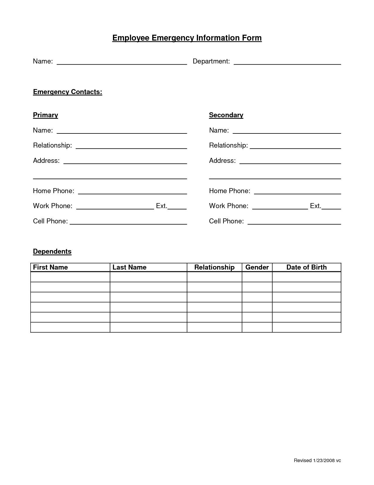 Photo Contact Sheet Template Word Contact Information Template Word Portablegasgrillweber Com