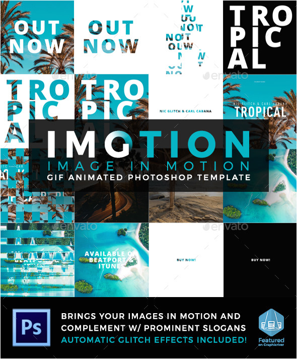 Photoshop Animation Templates Imotion Gif Animated Photoshop Template by Feelsmart