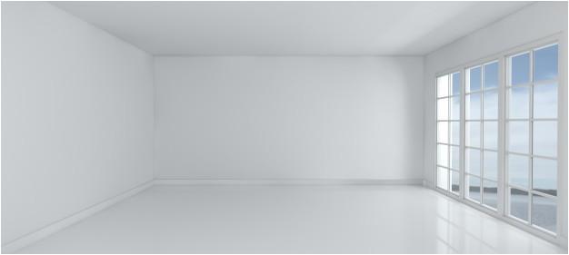 empty room with windows 918613