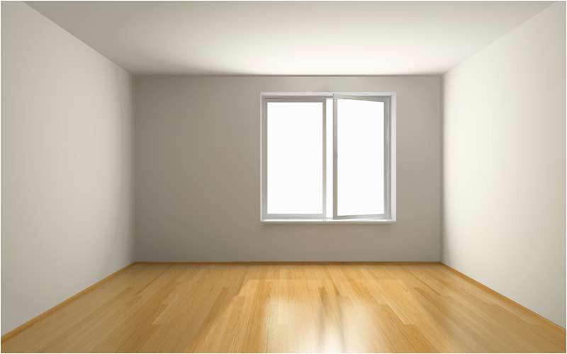 photoshop empty room