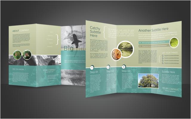 best corporate brochure templates