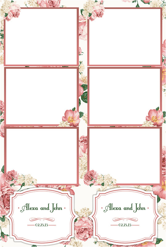 Photostrip Template Photo Booth Strip Template Www Imgkid Com the Image