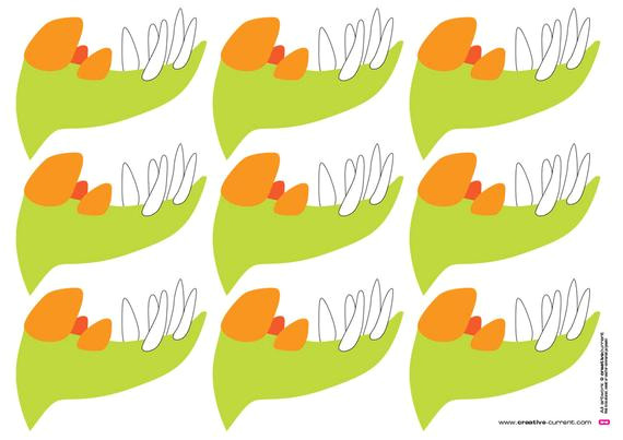 Pin the Tail On the Dinosaur Template Pin the Tail On the Dinosaur Dino Mite Party Printables