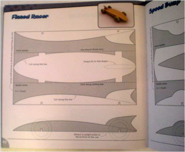 Pinewood Derby Shark Template A Good Read Getting Started In Pinewood Derby toolmonger