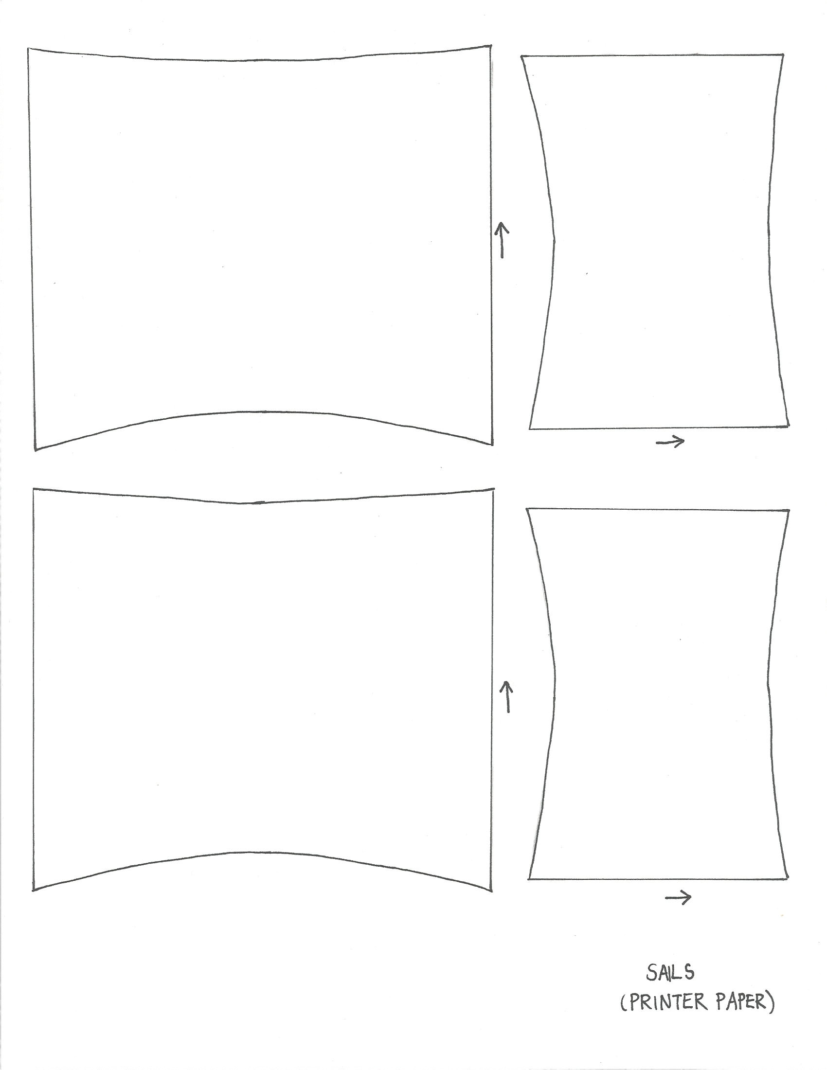 post free printable boat template 392359