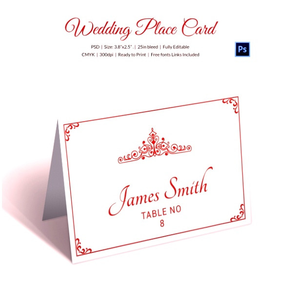 place card template word 6 per sheet