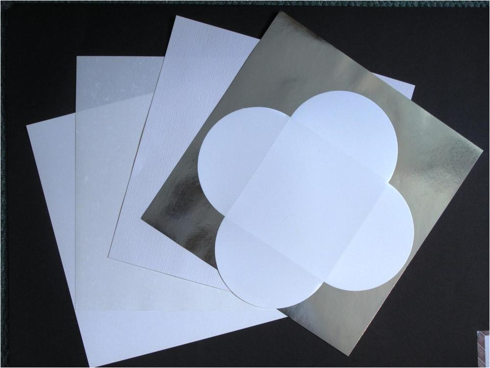 Plastic Envelope Template 1x Plastic Pochette Square Envelope Template with 20 X
