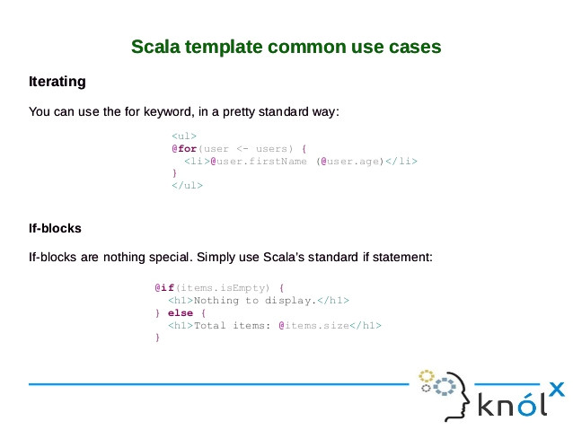 play scala template