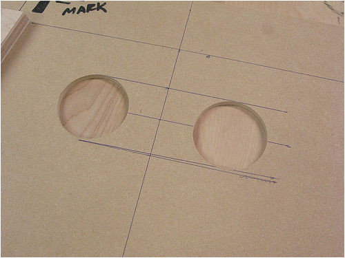 making the handhold template