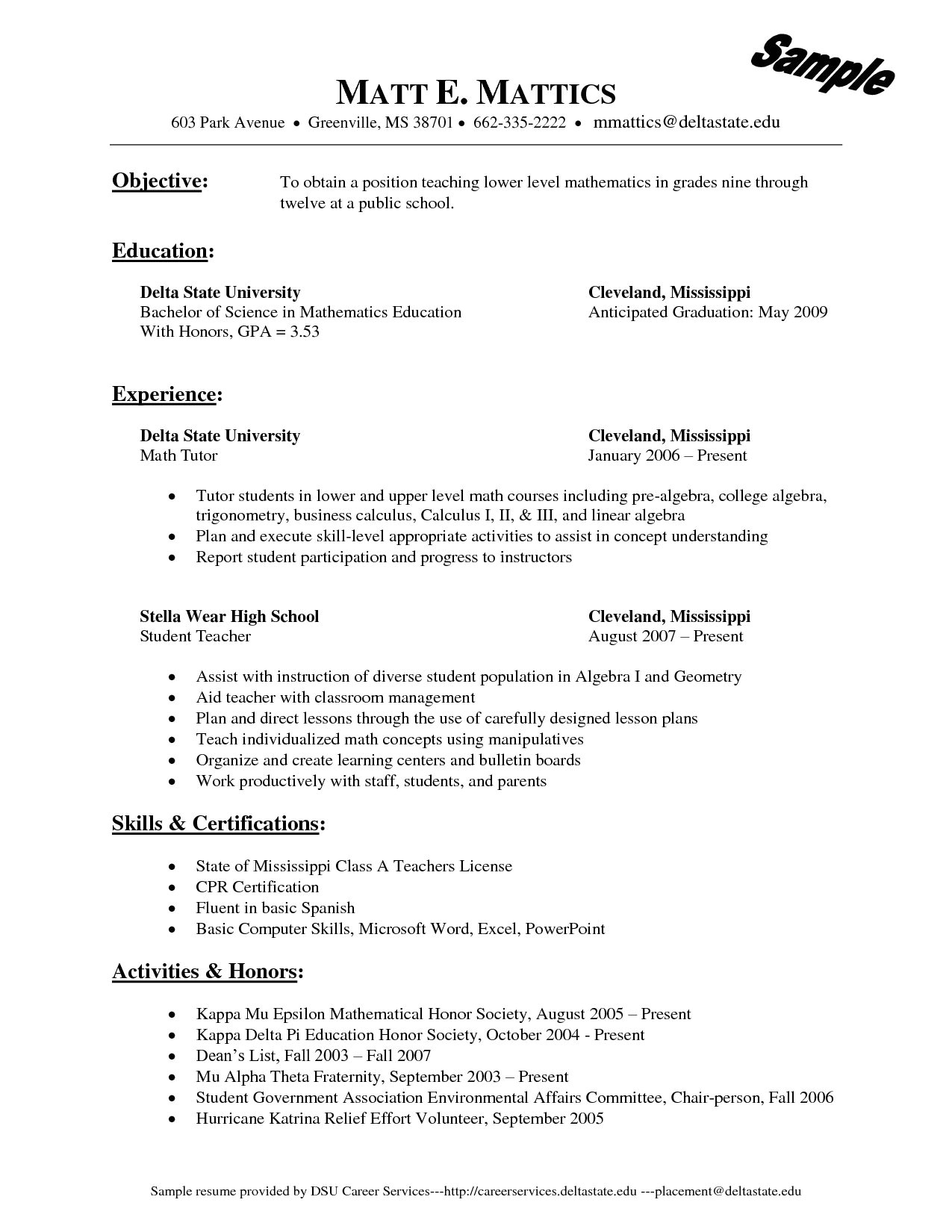 polaris office resume templates