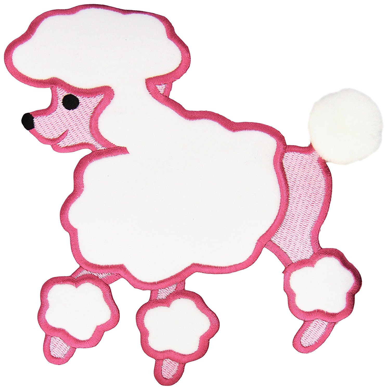 Poodle Applique Template Poodle Skirt Poodle Image Free Clipart