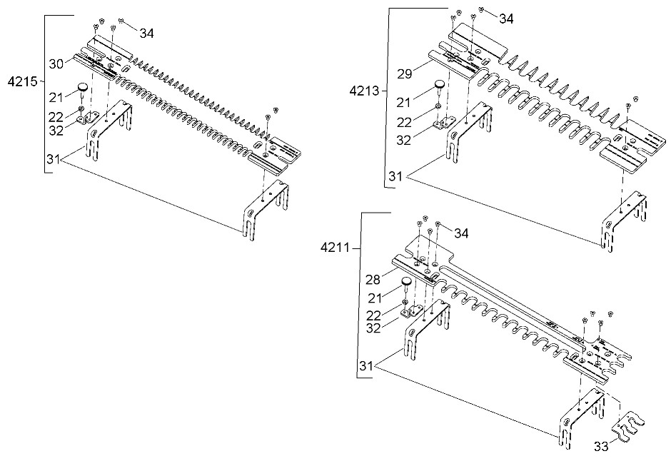 porter cable 4213 parts