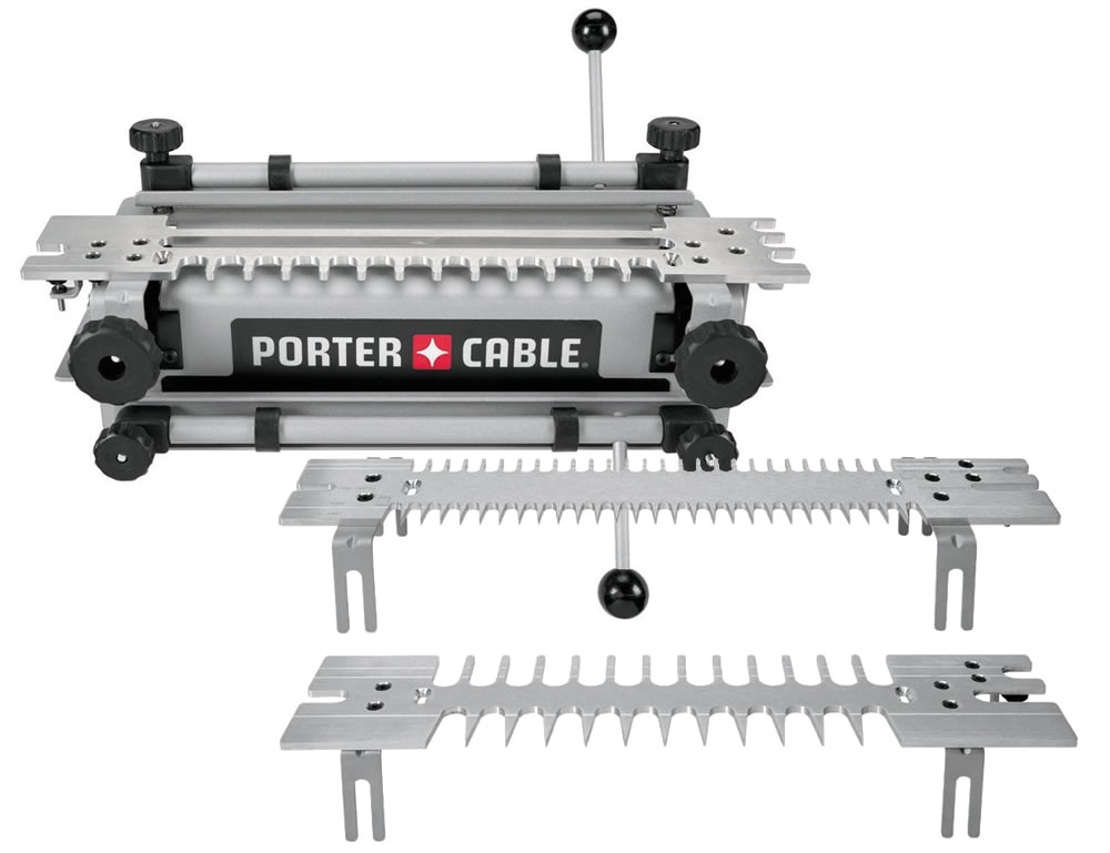 review porter cable 4216 dovetail jig
