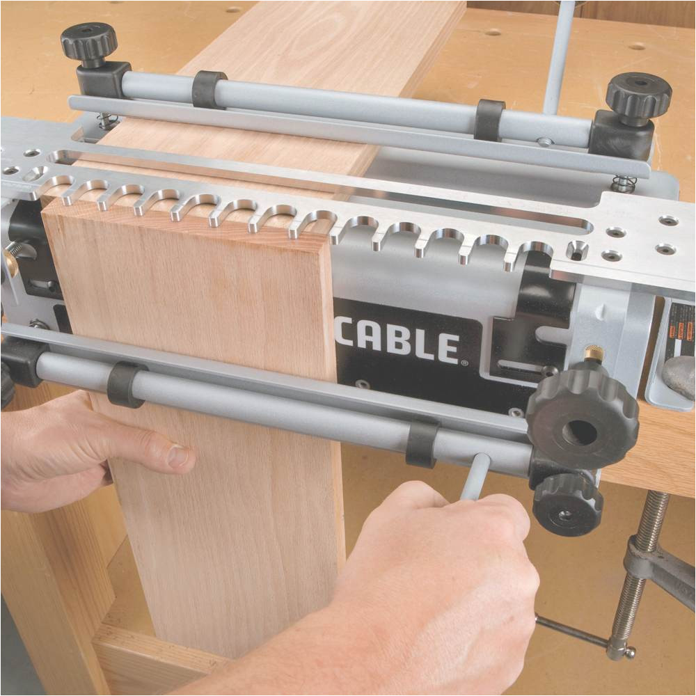 Porter Cable Dovetail Jig Templates Porter Cable 4216 Super Jig Dovetail Jig 4215 with Mini