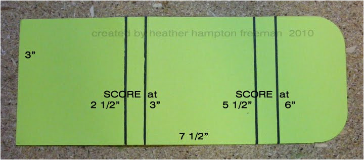 post it note holder template