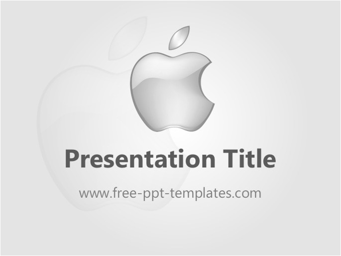 apple ppt template