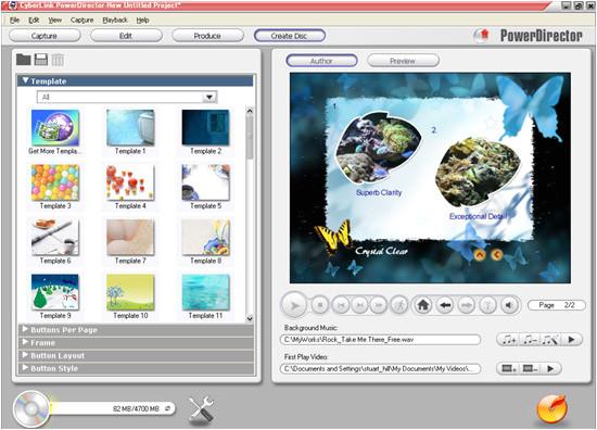 create disc jsp