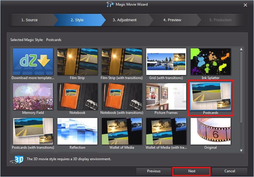 powerdirector slideshow templates download beruhmt cyberlink powerdirector vorlagen galerie