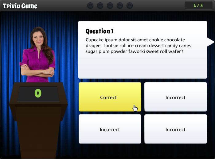 Powerpoint Game Show Templates Free Download Powerpoint Trivia Game Template Powerpoint Quiz Game